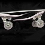 SNAP on kokoontaitettava alumiininen rullalauta