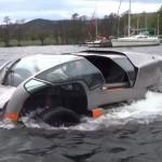 Scamander on todennäköisesti siistein amfibioauto ikinä