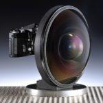 Nikon Fisheye Nikkor 6mm on häkellyttävä laajakuvalinssi
