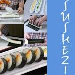 Sushi Bazooka tekee makisushien rullaamisesta lasten leikkiä
