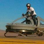 Vihdoinkin toimiva Star Wars -tyylinen aavikkokiitäjä