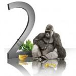 Corning Gorilla Glass 2 loksauttaa kestävyydellään leuat auki
