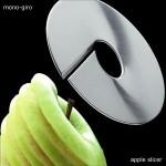 Mono Giro Apple slicer on tyylikkäästi muotoiltu omenaleikkuri
