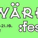 WÄRK:fest, eli ensimmäinen tee-se-itse -kulttuurin festivaali järjestetään Kaapelitehtaalla 20-21.10.
