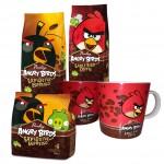 KILPAILU! Voita Angry Birds kahvit ja kupit!