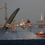 Vestas Sailrocket 2 on purjevene joka kulkee 120 km/h ilman moottoreita