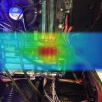 IR-Blue muuttaa älypuhelimen lämpökameraksi