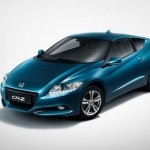 Yhteistyössä Hondan kanssa: Honda CR-Z esittely!