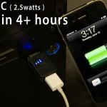 The Practical Meter kertoo USB:n lataustehon