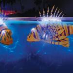 Robotteja akvaariokaloiksi