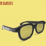 2D-lasit muuttavat 3D-elokuvat normaaliin muotoon