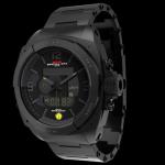 MTM Special Ops RAD watch kertoo kellonajan lisäksi säteilytason