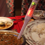 Handy Salt Meter auttaa syömään terveellisemmin