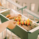 Balcony BBQ mahdollistaa parvekegrillailun