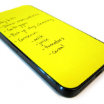 PAPERBACK – perinteiset muistilaput iPhoneen