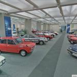 Hondan museo avasi ovensa Google Street View -käyttäjille