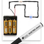 Electric Paint Pen piirtää sähköä johtavia viivoja