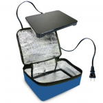 HotLogic Mini Personal Portable Oven auttaa paistamaan ruokaa vaikkapa työajalla