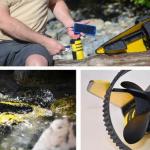 Hydrobee valjastaa joet ja kosket retkeilijän sähkönlähteeksi