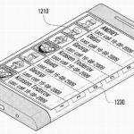 Samsungin puhelimista voi tulevaisuudessa löytyä näyttöä sivuiltakin