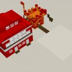 LEGO-palikoita internetselaimessa