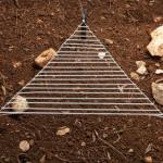 Stakes – Mukana kulkeva grilli teräslangasta