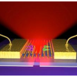 Tutkijat kehittivät maailman ohuimman LED:n