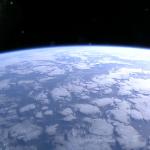 ISS tarjoaa reaaliaikaista kuvaa maapallostamme avaruudesta käsin katsottuna