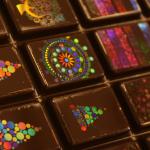 Sveitsiläinen yritys valmistaa suklaata hologrammeilla
