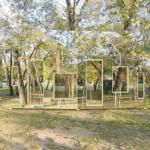 [Konsepti] Arkkitehtitoimisto suunnitteli läpinäkyvän vajan