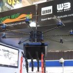 Skunk – Desert Wolf julkisti mellakoiden kontrollointiin soveltuvan robottikopterin