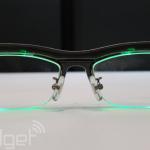 Fun-iki-lasit kertovat valomerkeillä taskussa olevan puhelimen ilmoituksista