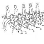 [Patentti] Airbus suunnittelee minimalistisempia lentokonepenkkejä