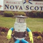 Hitchbot on robotti, joka matkustaa liftaamalla