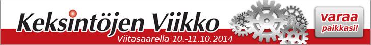 Keksintöjen Viikko Viitasaarella 10.-11.2014