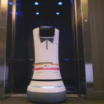 Kalifornialaisen hotellin huonepalvelun hoitavaa nyt myös robotti