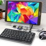 """UNITEK Y-3068 muuttaa Android-puhelimen 3 USB-porttia sisältäväksi """"tietokoneeksi"""""""