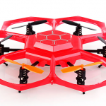Xinxun X43 Mini Hexacopter on pieni ja halpa heksakopteri