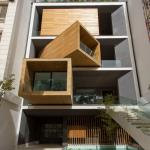 Iranista löytyy talo, jonka kolmea huonetta voi kääntää vuodenajan mukaan