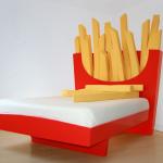 Supersize Bed – Nukkumista ranskalaisten seassa
