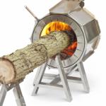 Spruce Stove – Uuni, jonka polttopuut eivät pilkkomista tarvitse