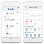 Point on kodin turvajärjestelmä, joka korvaa videokamerat ääniä tunnistavalla sensorilla