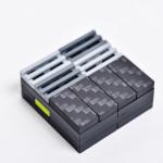 Hiilikuidusta valmistetut LEGO-palikat ovat oiva loppusilaus parhaille rakennelmille