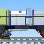 Hollantilaiset junat alkavat puhdistaa ratoja lasereiden avulla