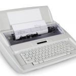 Kirjoitusvirheistä huomauttava kirjoituskone auttaa säästämään paperia