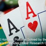 Cepheus on tekoäly, joka voittaa jokaisen ihmisvastustajan pokeripelissä
