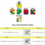Rubik Solve auttaa ratkaisemaan Rubikin kuution vaivattomasti