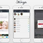 Strings on pikaviestisovellus, joka markkinoi käyttäjän olevan aina kontrolleissa