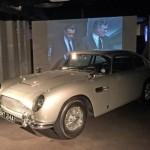 """Kuvagalleria Lontoon James Bond näyttelystä """"Bond in motion"""""""