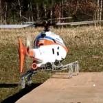 DARPA antoi helikopterille sudenkorennon jalat